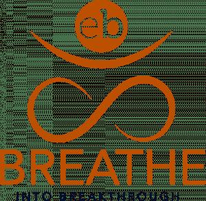 Breathe into Breakthrough logo